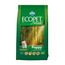 Ecopet Natural Puppy Mini 2,5kg