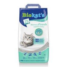 Podestýlka Biokat´s Bianco Fresh Control 5kg