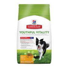 Hill´s Canine Dry 7+ Youthful Vitality Medium 10kg