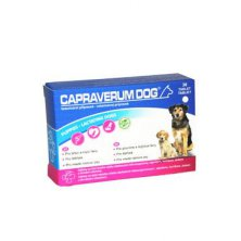 CAPRAVERUM DOG puppies-lactating dogs 30tbl