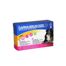 CAPRAVERUM DOG senior 30tbl