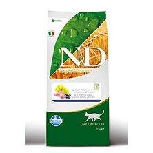 N&D Grain Free CAT Adult Lamb & Blueberry 10kg