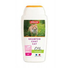 Šampon pro kočky 250ml Zolux new