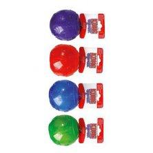 Hračka pes KONG Míč pískací XL 9cm mix barev