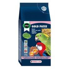VL Orlux Gold Patee vlhčené pro velké papoušky 250g