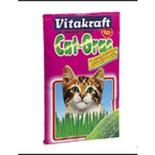 Vitakraft Cat Gras Refill tráva  50g
