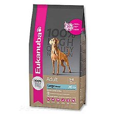 Eukanuba Dog Adult Lamb&Rice Large 12kg