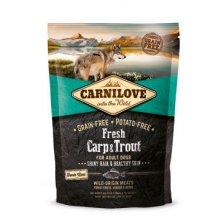 Carnilove Dog Fresh Carp & Trout for Adult 1.5kg