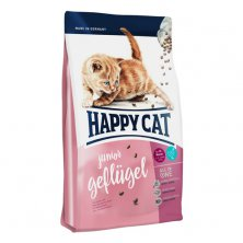 Happy cat Junior Geflügel / Drůbež 1,4kg