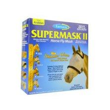 FARNAM Supermask II bez uší vel. ARAB šedo-černá