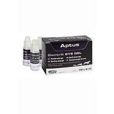 Aptus Sentrx Vet Eye Gel 10x3ml