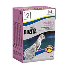 Bozita Feline Hair & Skin - Sensitive TP 190g