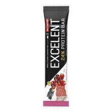 Nutrend Excelent Protein Bar Černý rybíz+brusinky 40g