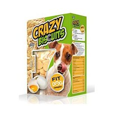 Piškoty Crazy Biscuits pro psy 180g Dibaq