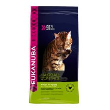 Eukanuba Cat Adult Hairball Control Chicken 2 Kg