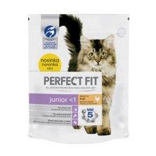 Perfect Fit CAT Junior <1 s kuřecím 750g