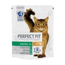 Perfect Fit CAT Sterile 1+ s kuřecím 750g
