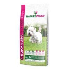 Eukanuba Dog Nature Plus+ Adult Small froz Lamb 10kg