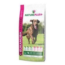Eukanuba Dog Nature Plus+ Adult Large froz Lamb 10kg