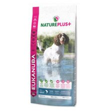 Eukanuba Dog Nature Plus+ Adult Med. froz Salm 14kg