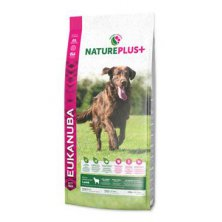 Eukanuba Dog Nature Plus+ Adult Large froz Lamb 14kg