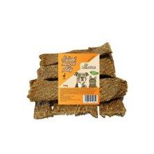 NATURECA pochoutka Masové pláty-Husa,  100%maso 100g