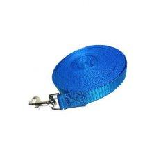 Vodítko DINOFASHION stopovací ploché modré 5m/2cm