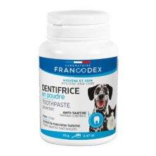 Francodex Pudr dentální pes, kočka 70g NEW