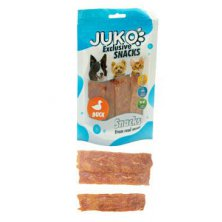 Juko excl. Smarty Snack SOFT Duck Jerky 70g