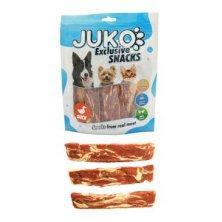 Juko excl. Smarty Snack Duck & Codfish Jerky 250g