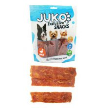 Juko excl. Smarty Snack SOFT Duck Jerky 250g