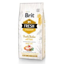 Brit Dog Fresh Chicken & Potato Adult Great Life 12kg