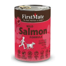 First Mate konzerva Salmon Dog Food 345g