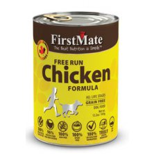 First Mate konzerva Chicken Dog Food 345g