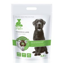 the Pet+ 3in1 dog VENISON & LAMB Adult  2,8 kg