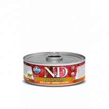 N&D CAT QUINOA Herring & Coconut 80g