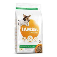 Iams Dog Adult Small&Medium Chicken 3kg