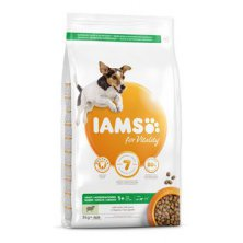 Iams Dog Adult Small&Medium Lamb 3kg