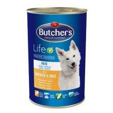 Butcher´s Dog Life s kuřecím masem a rýží konz. 1200g
