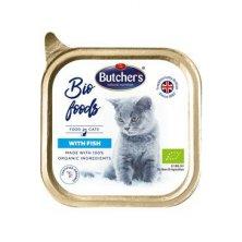Butcher´s Cat Bio s rybou vanička 85g