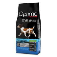 Optima Nova Dog Puppy medium 12kg