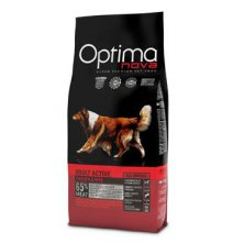 Optima Nova Dog Adult active 12kg