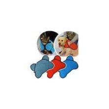 Ručník pro psy/kočky s kapsami na ruce, 50x80cm
