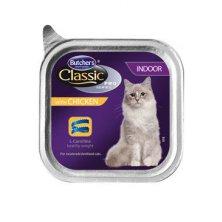 Butcher´s Cat Pro Series Indoor kuřecí vanička 85g