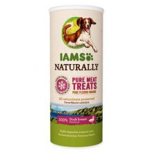 Iams Naturally Dog 100% kachní kostky 50g