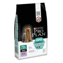 ProPlan Dog Adult Sm&Mini OptiDigest GrainFr krůt 7kg