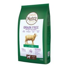 NUTRO Dog Grain Free Adult Medium Lamb 11,5kg