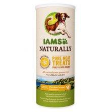 Iams Naturally Dog 100% kuřecí kostky 50g