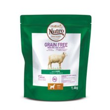 NUTRO Dog Grain Free Puppy Medium Lamb 1,4kg