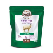 NUTRO Dog Grain Free Adult Medium Lamb 1,4kg